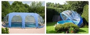Nejlevnější zastřešení bazénů