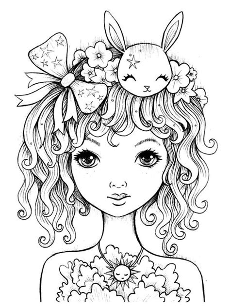 Cute coloring page Coloring Pinterest Coloriage