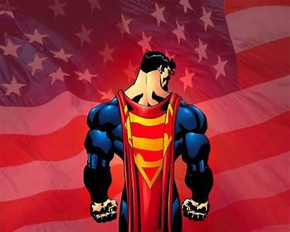 Superman American Comic Fan Flag Dc Batman