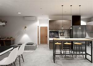How, We, Achieve, An, Industrial, Interior, In, A, Minimalistic, Way