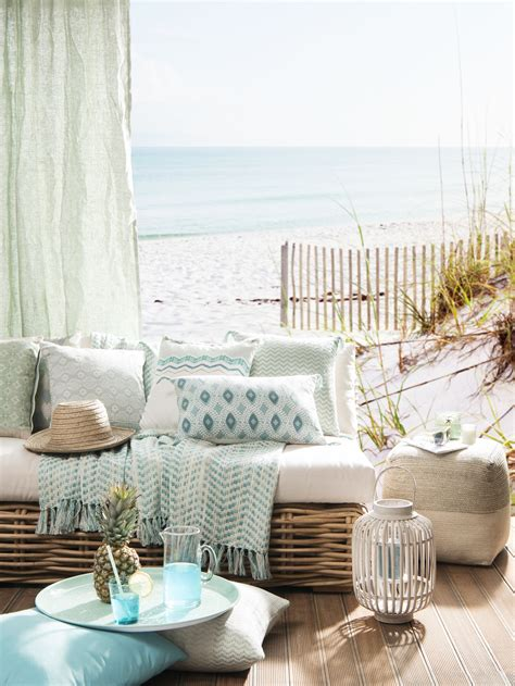 terrasse maison bord de mer idee deco poetique hygge