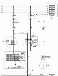 Electrical Wiring Diagram 2005 Nubira