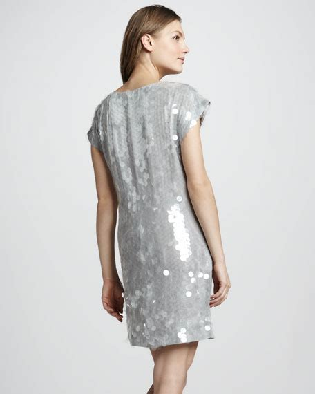 Dress Mick zoe mick sequin dress