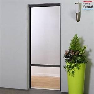 Moustiquaire Pour Porte : moustiquaire enroulable sur mesure moustikit pour porte ~ Voncanada.com Idées de Décoration