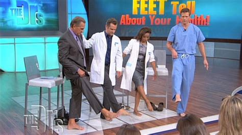 foot workout  doctors tv show