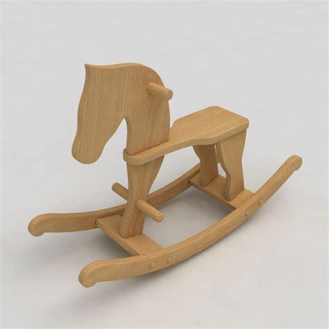 build  wooden horse