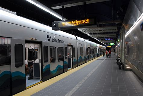 seattle link light rail america fast forward linking the seattle region with
