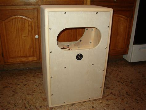 2x10 Guitar Cabinet Diy by Diy Verticle 2x12 Cab Fender Stratocaster Guitar Forum