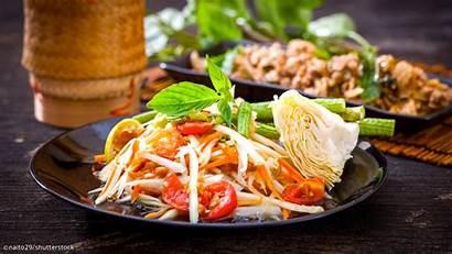 Thai Cuisine Popular Foods Wallpapers