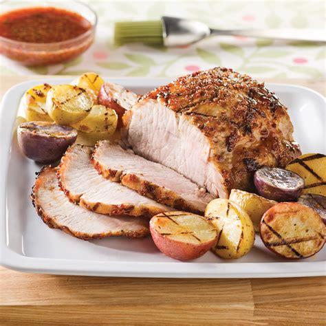 cuisine erable rôti de porc à la gelée de pommes et à l 39 érable recettes