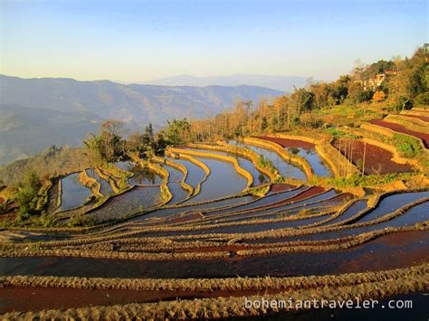 yuanyang rice terraces yuanyang rice terraces