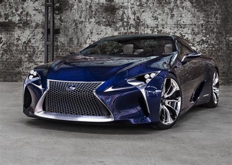 lexus cars 2012 sport car garage lexus lf lc blue concept 2012