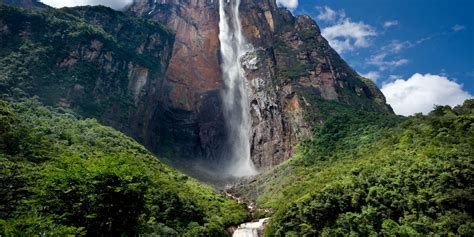 Venezuelas Angel Falls Is The Most Epic Waterfall On