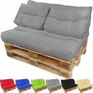 Lounge Polster Selber Machen : palettenkissen palettenpolster euro paletten sofa auflage sitzpolster sitzkissen ebay ~ Markanthonyermac.com Haus und Dekorationen