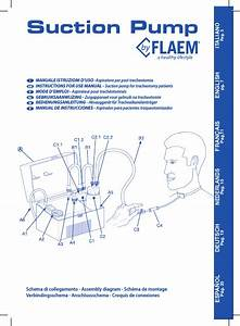 Suction Pump Instruction For Use Manual June 2012 Pdf Download