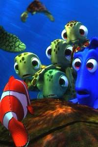 Finding Nemo 2003 - such a funny scene - and the ...