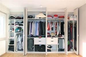 Amenagement De Dressing : 26 belles suggestions d 39 am nagement dressing une solutions optimale ~ Voncanada.com Idées de Décoration