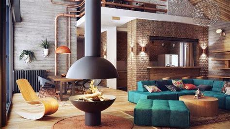 55 Loft Idées Ultra Modernes De Déco Industrielle Et De Luxe