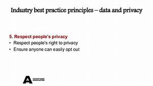 BIMA Breakfast Briefing | GDPR & Why People Say YES to ...
