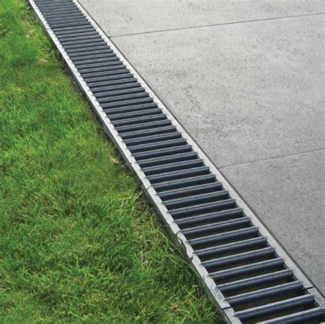 surface drainage solutions aco raindrain 174 domestic drainage aco water management esi external works