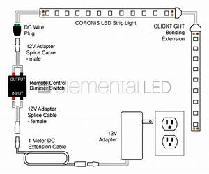 Wiring Diagrams From Elemental Led
