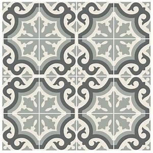 Vinyl Carreau Ciment : vinyl vloer tegel sticker vloer stickers carreaux ~ Preciouscoupons.com Idées de Décoration