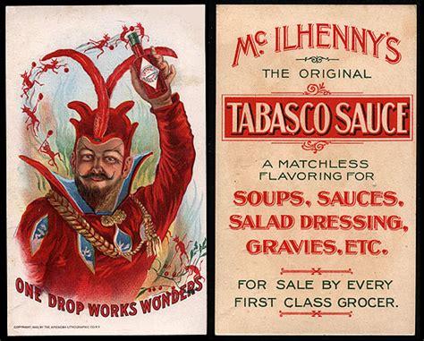 The Real History of Tabasco® - Chuck Evans' MONTEZUMA ...