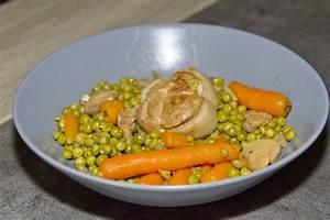Comment Cuire Des Paupiettes De Porc : paupiettes aux petits pois carottes recettes cookeo ~ Nature-et-papiers.com Idées de Décoration