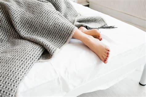 Restless Legs Syndrom Unruhige Beine, Oft In Der