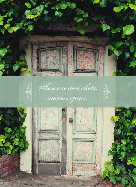 quotes about doors 15 best images about door quotes on entrance