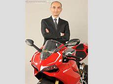 Claudio Domenicali New Ducati CEO Motorcycle USA