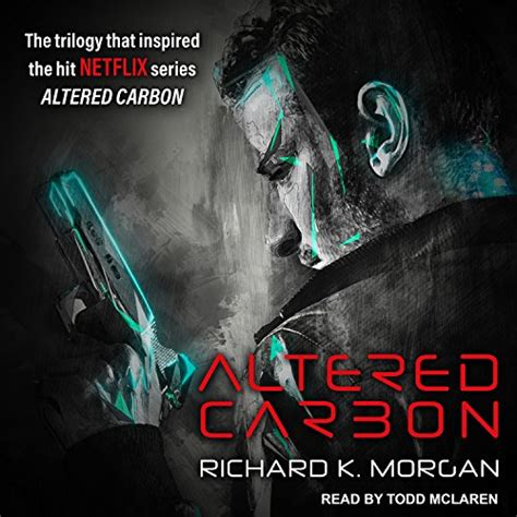 altered carbon audiobook  richard  morgan audiblecom