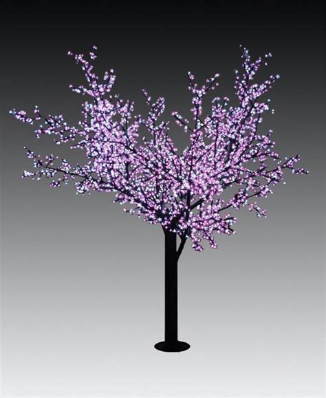 light up cherry blossom tree led artificial christmas tree