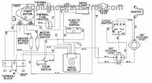 Parts For Maytag Mde16csayw  Wiring Information Parts