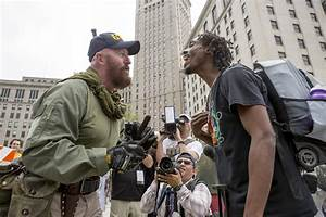 'Because We Are Free:' Open Carry At the RNC, In Photos