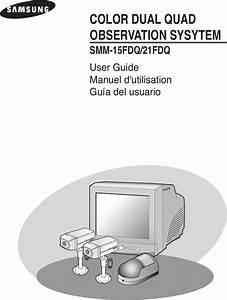 Wiring Samsung Schematic Smm Pircam