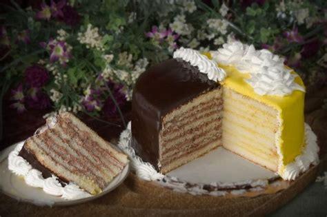 doberge cake doberge cake bayou food pinterest