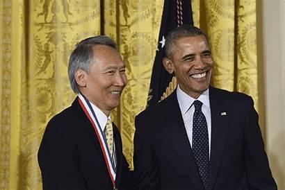 Hu Obama Alivisatos National President Medals Berkeley