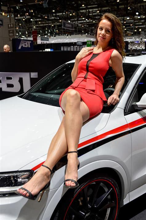 Car Show Girls 2014