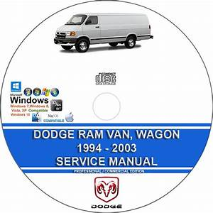 Dodge Ram Van Wagon 1994