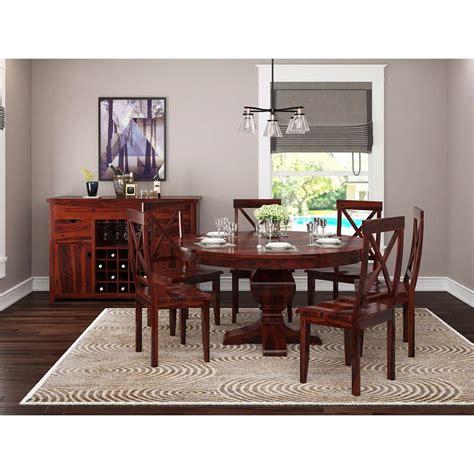 missouri solid wood  piece  dining room set