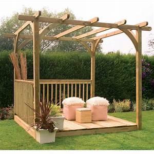 wood specialist: Guide Diy pergola kit uk