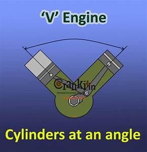 What Is A V Engine  It U0026 39 S Design  Construction  U0026 Advantages