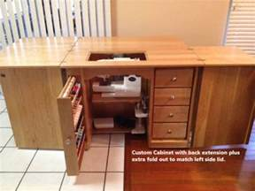 woodwork wood sewing cabinet plans pdf plans