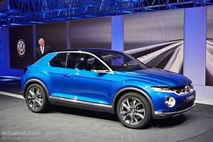 T Roc Volkswagen : volkswagen t roc will go on sale in late 2017 autoevolution ~ Carolinahurricanesstore.com Idées de Décoration