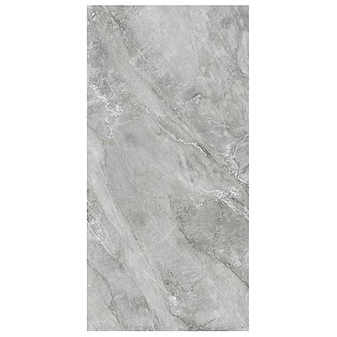 Luna Grey Marble Effect Porcelain Tiles 120x60cm