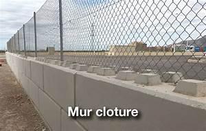 Mur En Béton : bloc beton pour cloture beau prix bloc beton cellulaire et blocs briques ba ton bloc de cha ~ Melissatoandfro.com Idées de Décoration