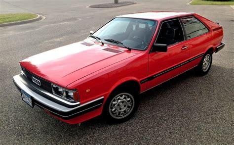 1982 Audi Coupé Gt