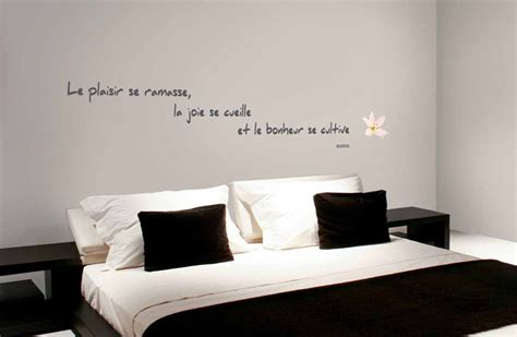 sticker citation chambre sticker citation bonheur par bouddha citation murale 9 95