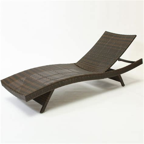 chaise longue rotin best selling home decor 234420 outdoor wicker lounge chair